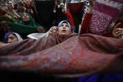 عکس روز: زیارت در حضرت بال