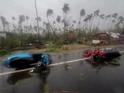 طوفان در بنگلادش ۶ قربانی گرفت
