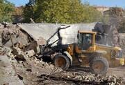 تصاویر | آخرین وضعیت روستای زلزلهزده ورنکش