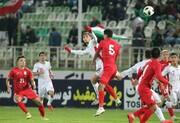 صعود مقتدرانه فوتبال جوانان ایران در مقدماتی قهرمانی زیر ۱۹ سال آسیا