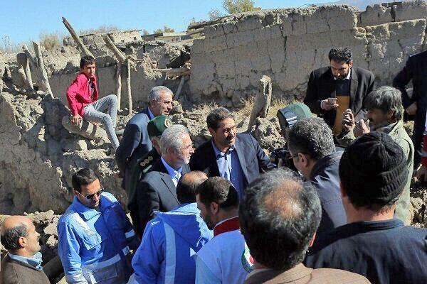 زلزله آذربايجان شرقي