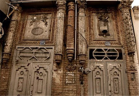 خانه تاريخي در عودلاجان