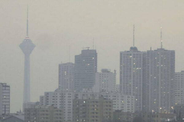 آلودگي هواي تهران