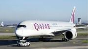 فرود اضطراری ۲ هواپیمای قطری در شیراز