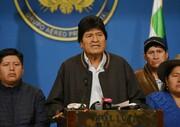 فشار ارتش رئیسجمهور بولیوی را به استعفا کشاند | پایان حکومت ۱۳ ساله اوو مورالس