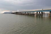 افزایش ۲. ۱۲ میلیارد مترمکعبی حجم آب دریاچه ارومیه