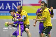 هندبال باشگاههای آسیا؛ شکست نمایندگان ایران در روز چهارم