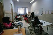 اجرای طرح «مادران مهر» در مدرسه استثنایی کوشا