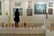 نگارخانه لاله، میزبان آثار هنرمندان اردبیل