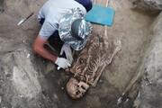 کشف بقایای یک زن باستانی در رشته کوههای قفقاز