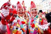 عکس روز: فصل کارناوال در کلن آلمان
