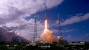اسپیسایکس ۶۰ ماهواره اینترنتی دیگر استارلینک را به فضا میفرستد