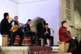 نظر عضو گروه ترکیهای سزیکلی درباره جشنواره موسیقی نواحی ایران