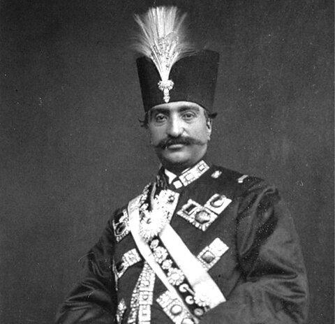 ناصرالدین شاه و نخستین سلفی ایران