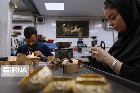 کارگاه طلاسازی