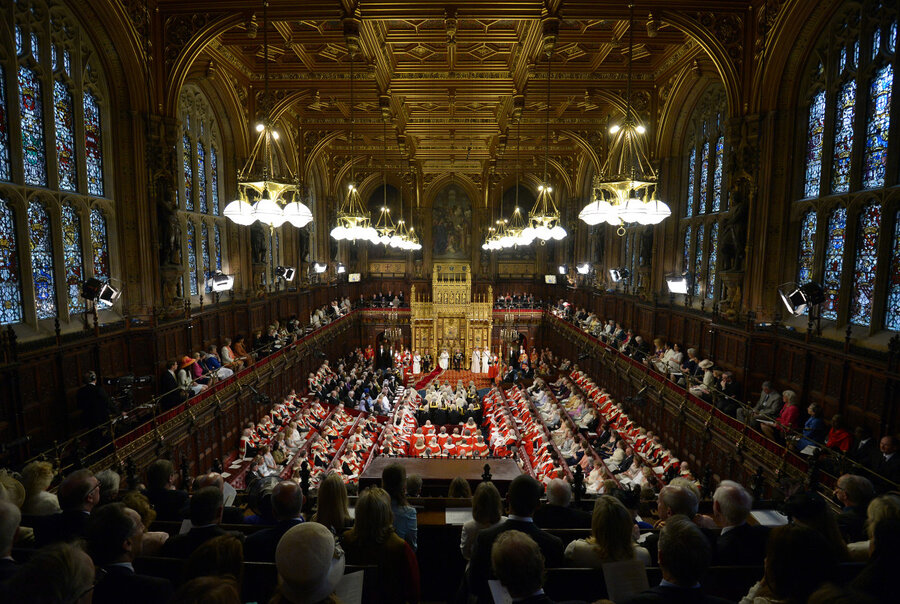 پارلمان انگليس
