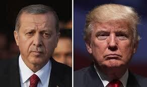 اردوغان ترامپ