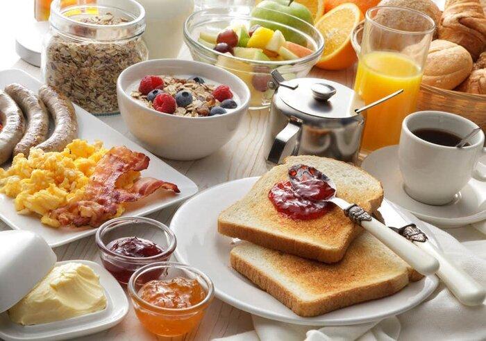 غذا - صبحانه - رژيم