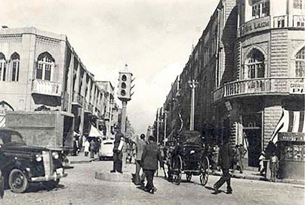 خيابان ناصريه تهران