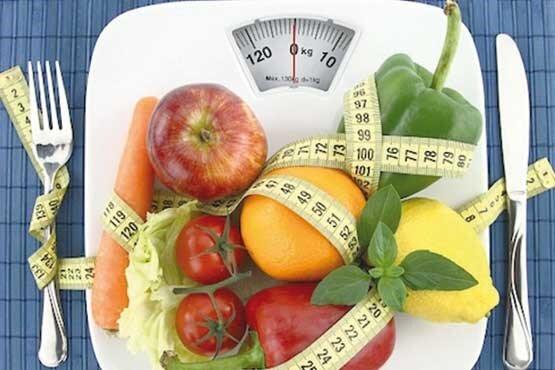 كاهش وزن