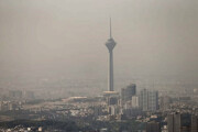 هوای پایتخت برای هشتمین روز متوالی برای گروههای حساس ناسالم است