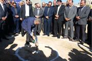 عملیات احداث یک هزار واحد مسکن شهری مددجویی در کردستان آغاز شد