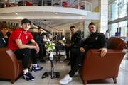 کاروان تیم ملی فوتبال راهی اردن شد | شمارش معکوس برای نبرد بزرگ