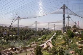 فاز دوم باغ پرندگان تهران بهزودی به بهرهبرداری میرسد