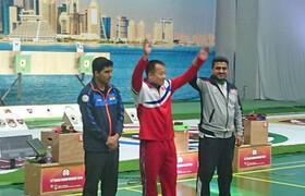 تیراندازی قهرمانی آسیا | دو مدال برنز و کسب شش سهمیه المپیک