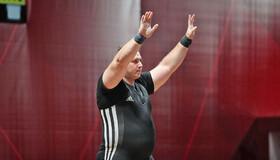 خداحافظی سعید علیحسینی از دنیای وزنهبرداری