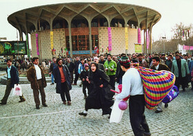 اجرای 16 نمایش در محوطه باز تئاتر شهر از امروز