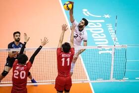 گروهبندی رقابتهای والیبال انتخابی المپیک مشخص شد