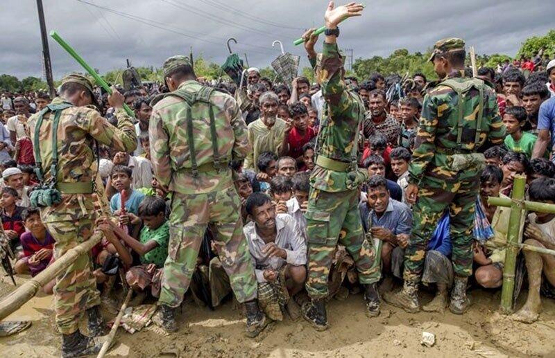 ميانمار روهينگيا