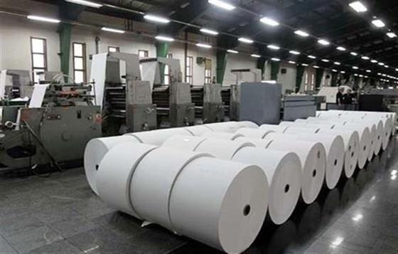 چاپخانه، کاغذ