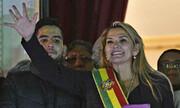 رئیس سنا رئیس جمهوری موقت بولیوی شد