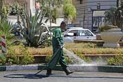 آبیاری فضاهای سبز منطقه۲۰ با آب های نامتعارف!
