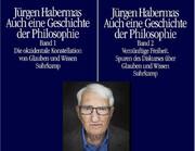 تازهترین اثر فیلسوف ۹۰ساله آلمانی در ۱۷۰۰ صفحه منتشر شد