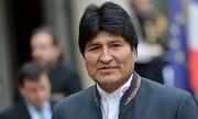 مورالس اعلام ریاست جمهوری موقت رئیس سنا را محکوم کرد