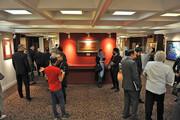 افتتاح نمایشگاه حراج باران با ۹۴ قطعه هنری و تاریخی