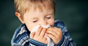 شیوع عفونتهای گوش در کودکان | سرماخوردگی با گوش درد همراه است