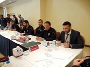 یک روز قبل از بازی حساس | برگزاری جلسه هماهنگی دیدار عراق و ایران