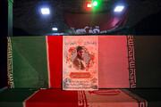 پیکر شهید مدافع امنیت در تهران تشییع میشود