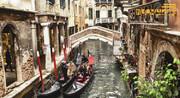 فیلم | ونیز و ۳۳ شهر ایتالیا زیر آب میروند