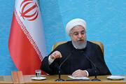 روحانی: فلسطین باید به دست فلسطینیان آزاد شود