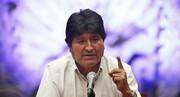 مورالس آمادگی خود را برای حضور در انتخابات آتی بولیوی اعلام کرد