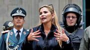 برکناری مورالس کودتا بود | همکاری روسیه با رئیسجمهوری موقت بولیوی