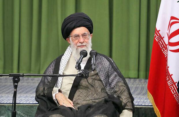 آيتالله خامنهاي رهبر انقلاب