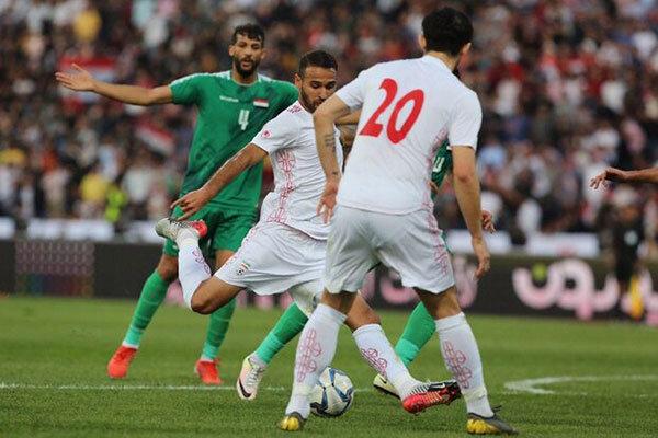 شکست تیم ملی مقابل عراق | سه بازی دو باخت