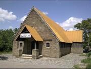 کلیسای قاجاری در همدان پارکینگ ماشینهای بیمارستان شد
