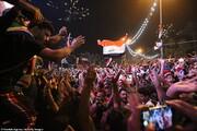 عکس روز: پس از پیروزی